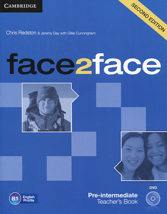 Face2Face: Pre-intermediate Teacher's Book (+ DVD) bill mascull business vocabulary in use intermediate second edition with answer