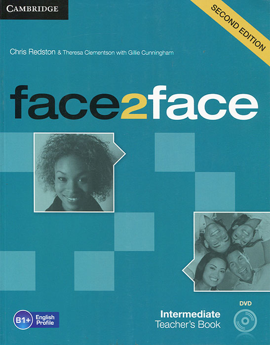 Face2Face: Intermediate Teacher's Book (+ DVD)