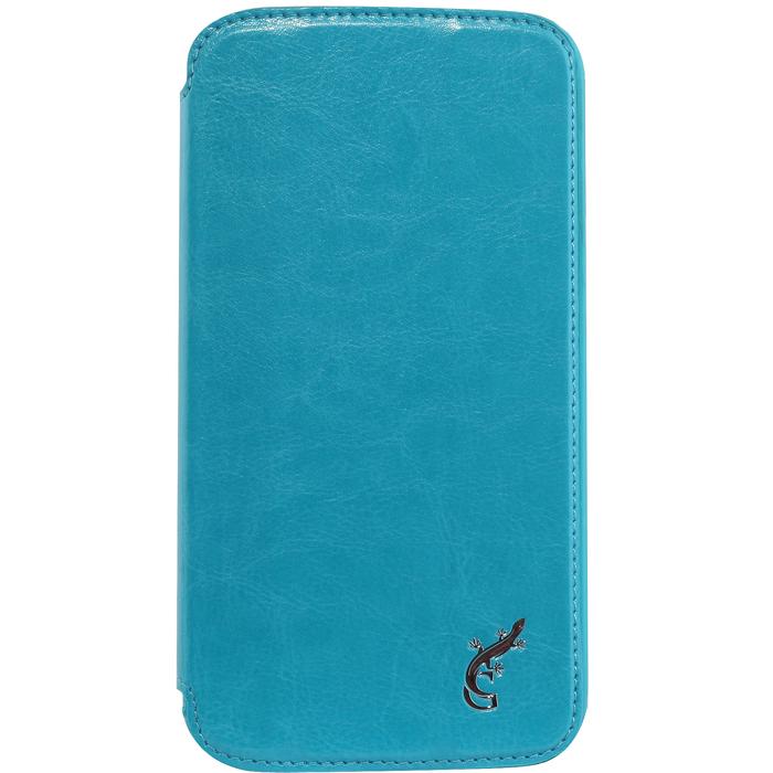 G-case Slim Premium чехол для Samsung GT-I9152 Galaxy Mega 5.8, BlueGG-110Стильный чехол-книжка G-case Slim Premium для Samsung Galaxy Mega 5.8 выполнен из высококачественной кожи и служит для защиты смартфона от царапин, пыли и падений. Чехол надежно фиксирует Ваш телефон, практически не утолщая его. В чехле G-Case Slim Premium все технические отверстия (под кнопки управления, разъем подключения гарнитуры, камеру) в точности выполнены по размерам и местоположению. Благодаря функции подставки Вы можете устанавливать смартфон в несколько положений.