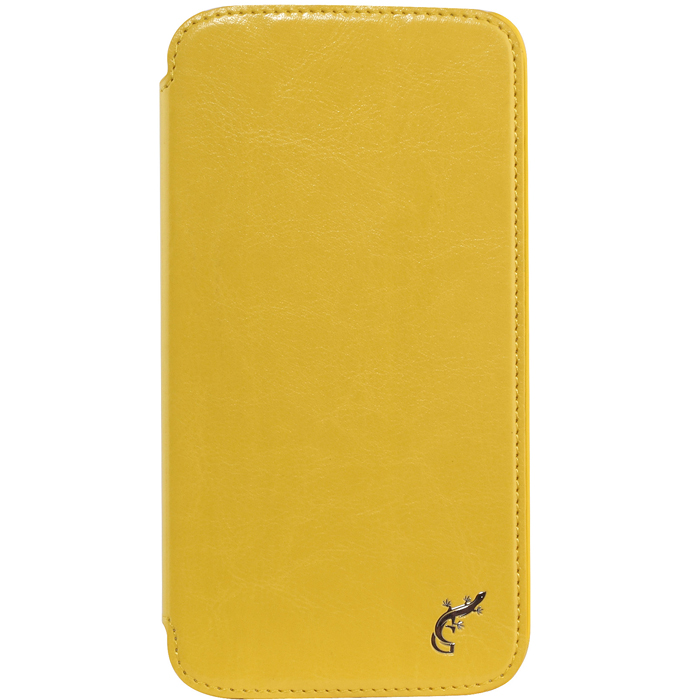 G-case Slim Premium чехол для Samsung GT-I9152 Galaxy Mega 5.8, Yellow