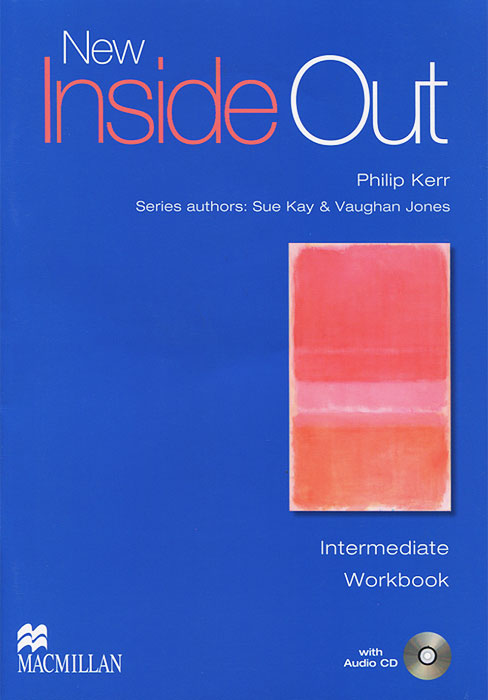 New Inside Out: Intermediate: Workbook (+ CD-ROM) davies paul a falla tim solutions 2nd edition upper intermediate workbook with cd rom