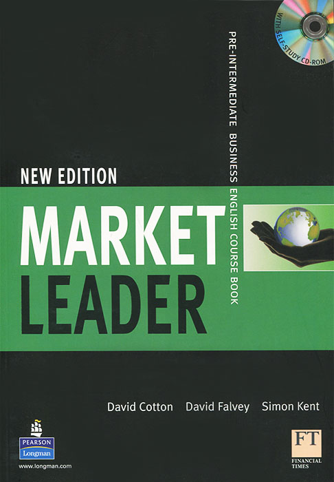 Market Leader: Pre-Intermediate Business English Course Book (+ CD-ROM) double dealing pre intermediate business english course teacher s book