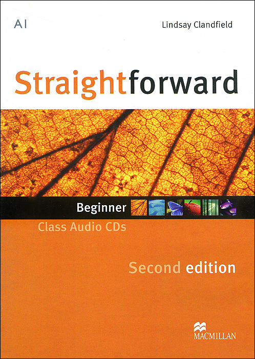 Straightforward Beginner Class Audio CD аудиокурс на 2 CD