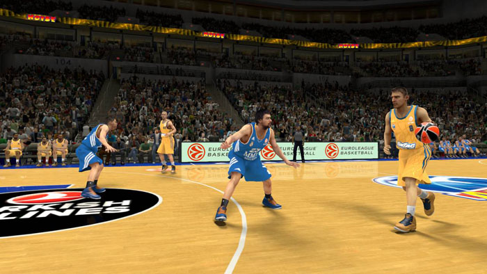 NBA 2K14 (Xbox One) Visual Concepts
