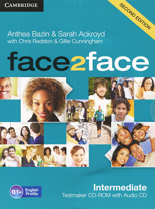 Face2Face: IntermediateTestmaker CD-ROM and Audio CD touchstone teacher s edition 4 with audio cd