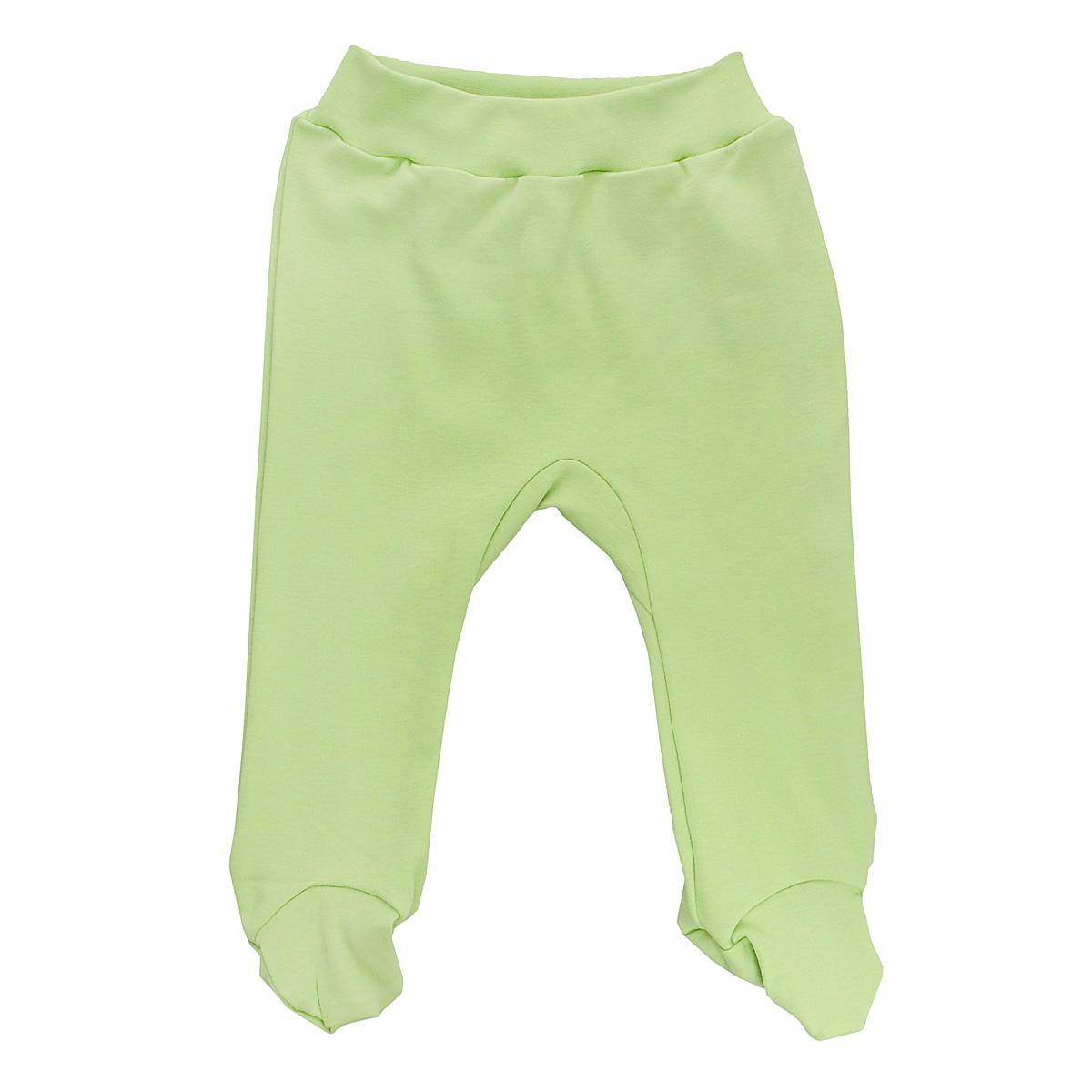 Ползунки на широком поясе Bossa Nova, цвет: светло-зеленый. 532Б-361. Размер 56, 1 месяц532Б-361Ползунки для новорожденного Bossa Nova на широком поясе послужат идеальным дополнением к гардеробу вашего малыша, обеспечивая ему наибольший комфорт.Модель, изготовленная из натурального хлопка, необычайно мягкая и легкая, не раздражает нежную кожу ребенка и хорошо вентилируется, а эластичные швы приятны телу малыша и не препятствуют его движениям. Ползунки с закрытыми ножками благодаря мягкому трикотажному поясу не сдавливают животик малыша и не сползают, идеально подходят для ношения с подгузником. Они полностью соответствуют особенностям жизни ребенка в ранний период, не стесняя и не ограничивая его в движениях.