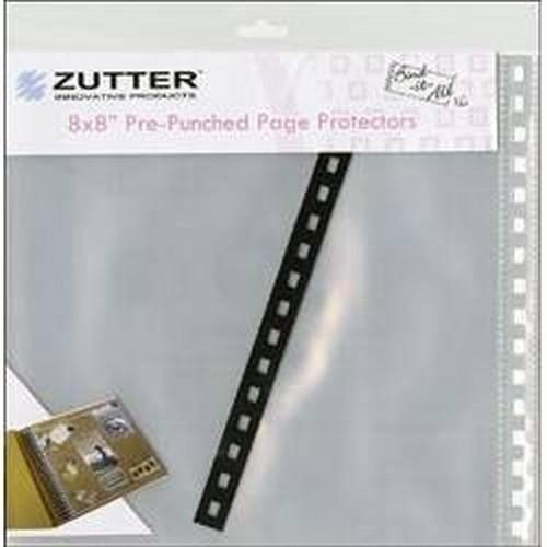 Защитные файлы для страниц Zutter, 20 х 20 см, 6 шт ваза mughal l 20 х 20 х 30 см