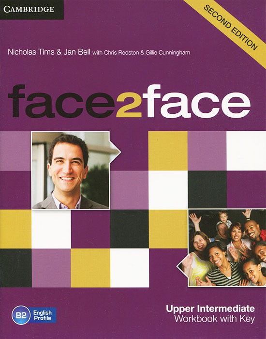 Фото - Face2Face: Upper Intermediate: Workbook with Key gateway a1 workbook