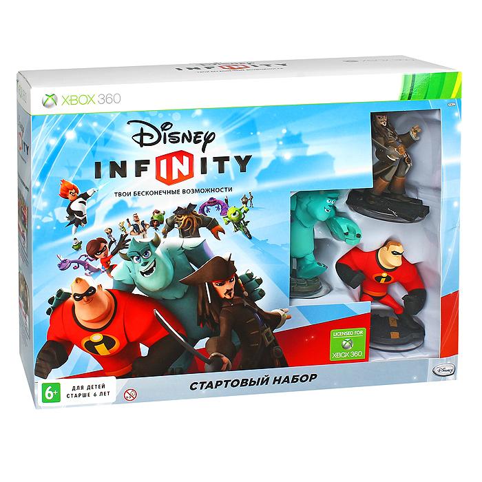 все цены на Disney Infinity. Стартовый набор (Xbox 360) онлайн