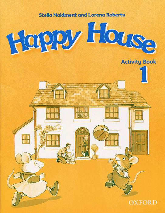 Happy House: Activity Book 1