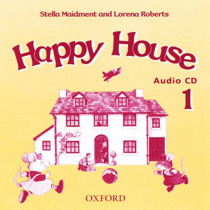 Happy House 1 (аудиокурс на CD) кочергина в к hauskasti suomea финский язык для школьников книга 1 аудиокурс mp3