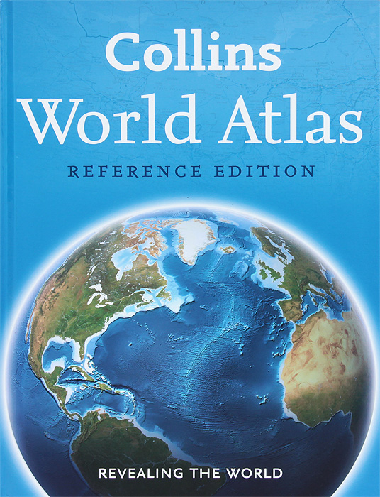 Collins World Atlas collins school atlas