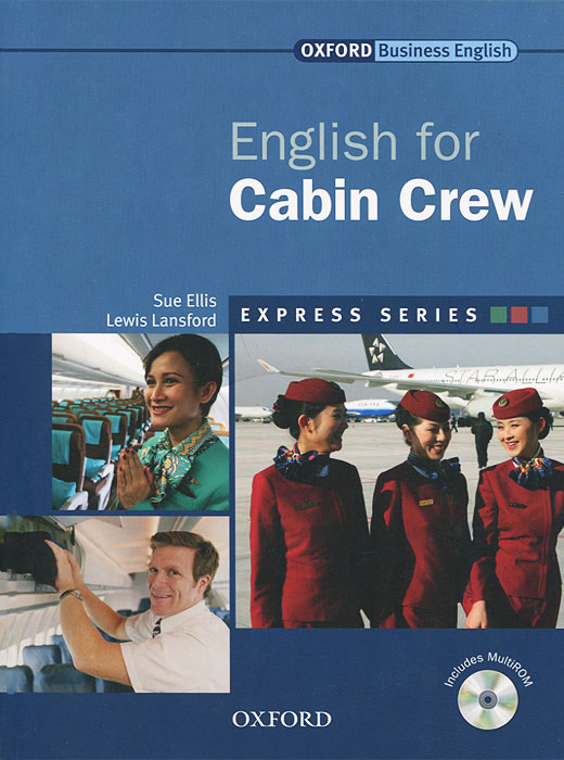English for Cabin Crew (+ CD-ROM) the crew 2 [ps4]