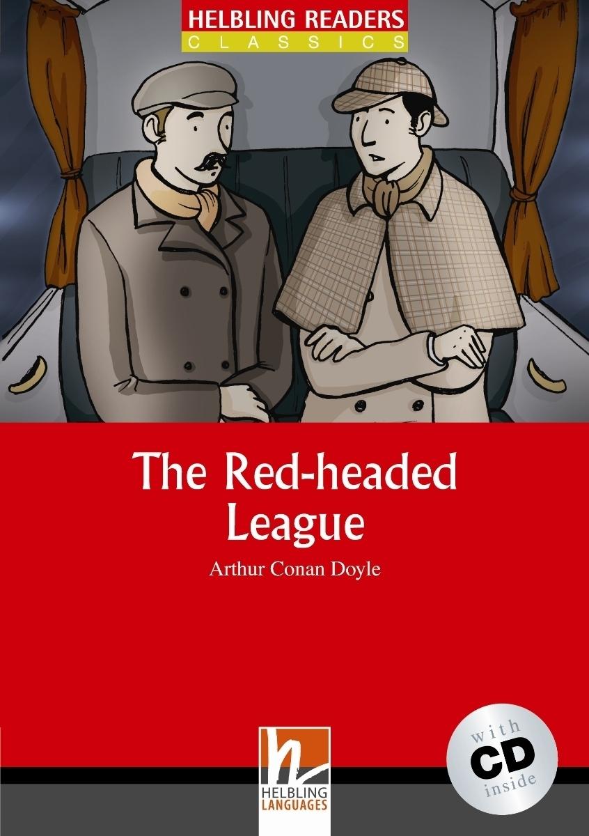 The Red-headed League + CD (Level 2) by Arthur Conan Doyle the human league the human league crash dare 2 cd