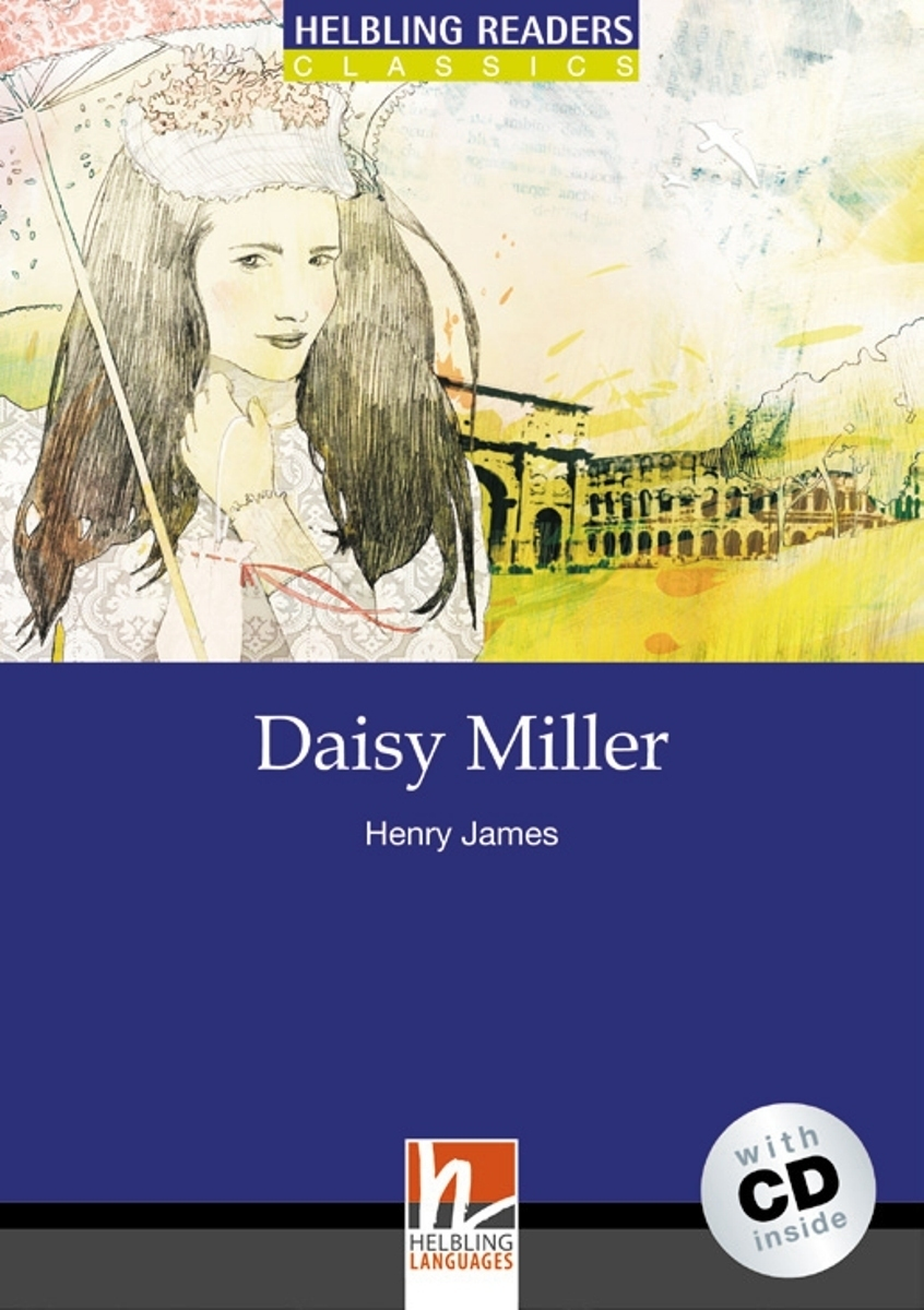 купить Daisy Miller + CD (Level 5) by Henry James недорого