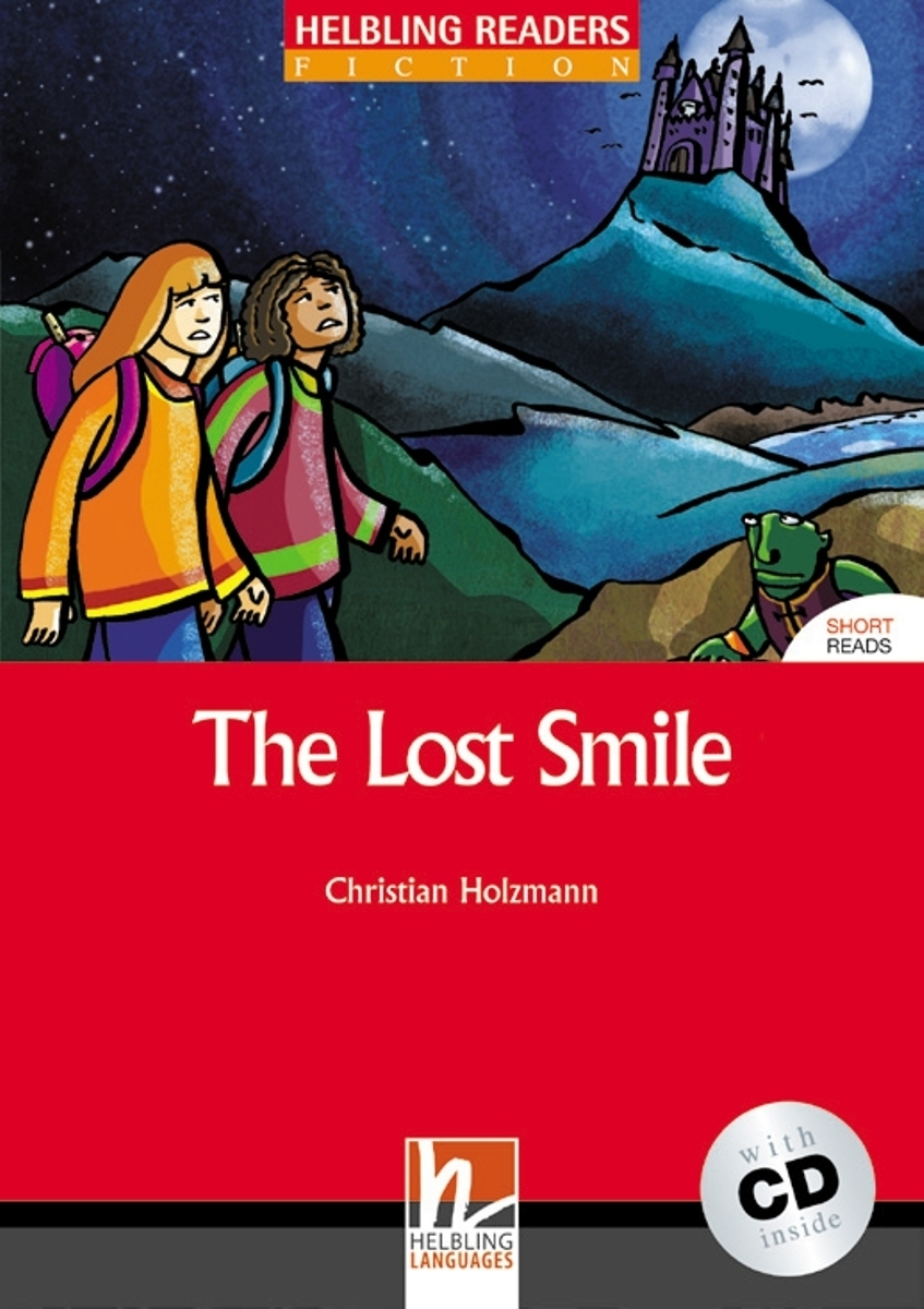 The Lost Smile + CD (Level 3) by Christian Holzmann a dream of red mansions series poker card