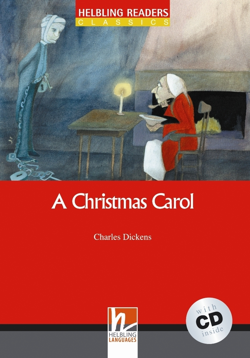 A Christmas Carol + CD (Level 3) by Charles Dickens a christmas carol and other christmas writings
