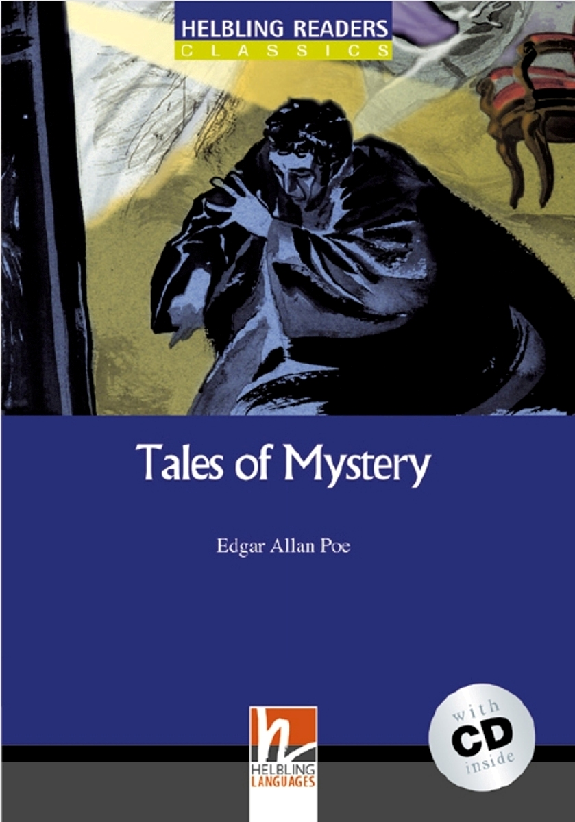 Tales of Mystery + CD (Level 5) by Edgar Allen Poe tales of horror elementary level