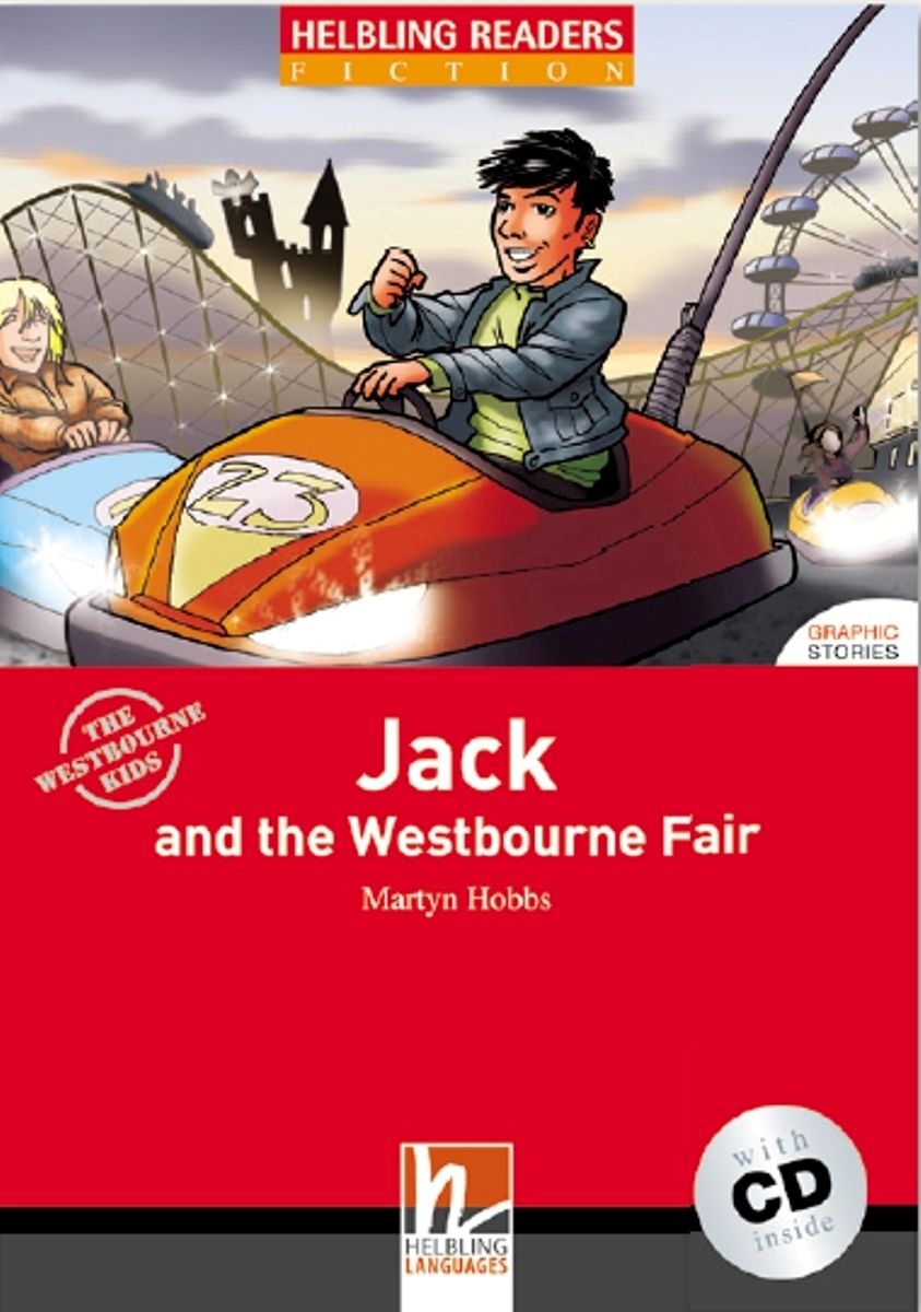 Jack and the Westbourne Fair + CD (Level 2) by Martyn Hobbs i want to go to the fair