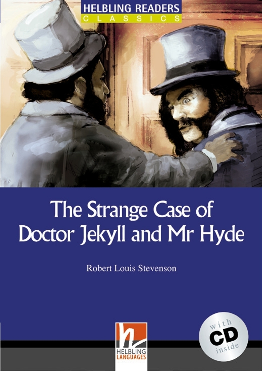 The Strange Case of Dr Jekyll and Mr Hyde + CD (Level 5) by Robert Luis Stevenson, adapted by Sandra Oddy and Les Kirkham cd диск the doors strange days 40th anniversary 1 cd