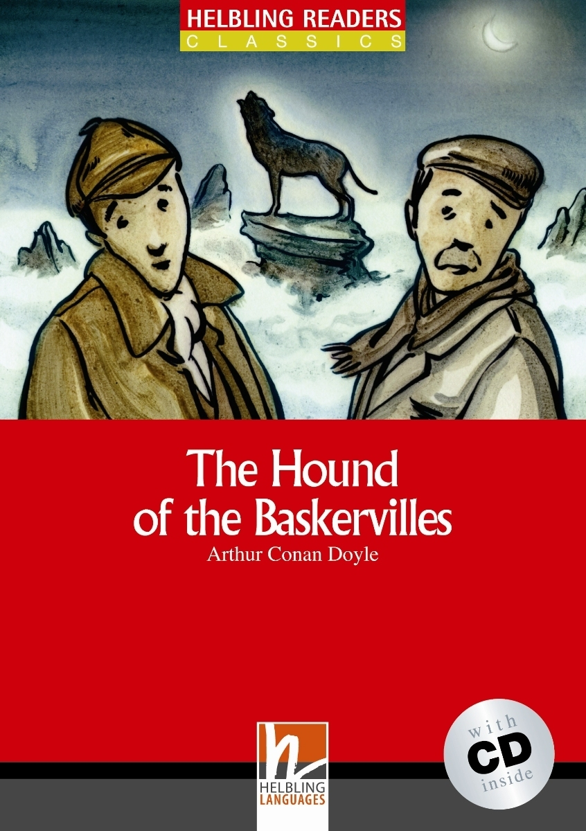 The Hound of the Baskervilles + CD (Level 1) by Arthur Conan Doyle the hound of the baskervilles