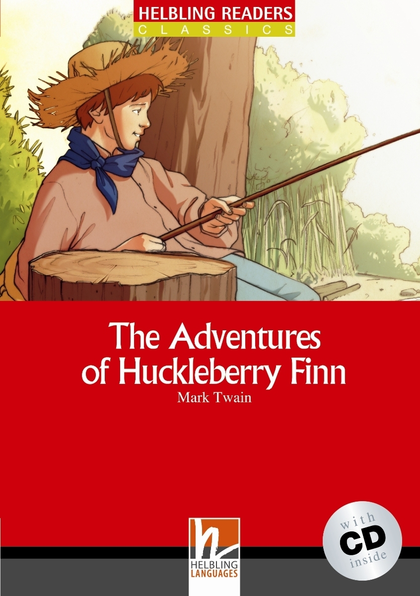 The Adventures of Huckleberry Finn + CD (Level 3) by Mark Twain cd диск the doors when you re strange a film about the doors songs from the motion picture 1 cd