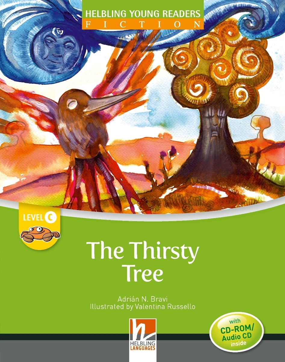 The Thirsty Tree + CD-ROM by Adrian N. Bravi, level C cd диск running wild best of adrian 1 cd page 5