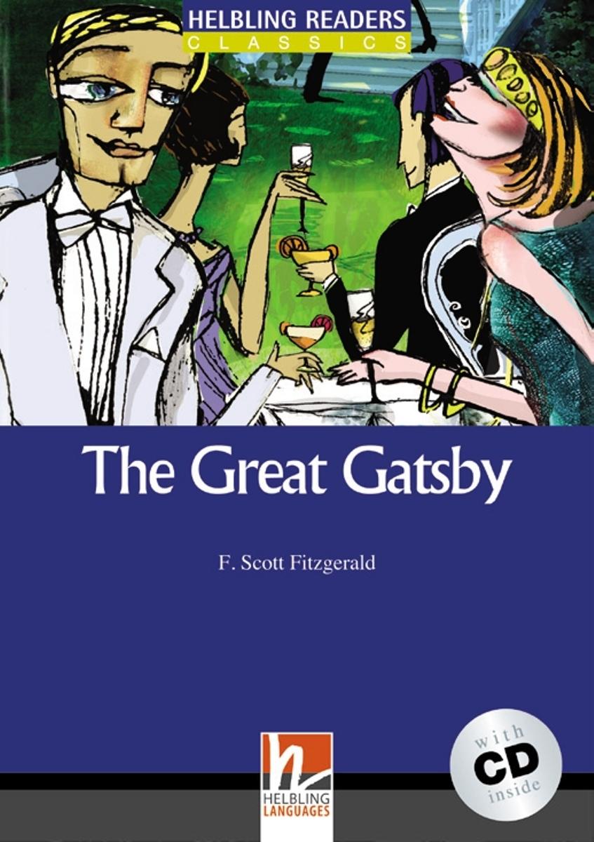 The Great Gatsby + CD (Francis Scott Fitzgerald) level 5 fitzgerald francis scott tender is the night