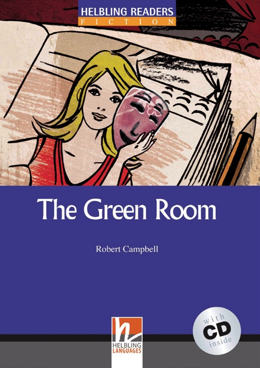 The Green Room + CD (Robert Campbell) level 4 босоножки jeffrey campbell jeffrey campbell je015awqpu51
