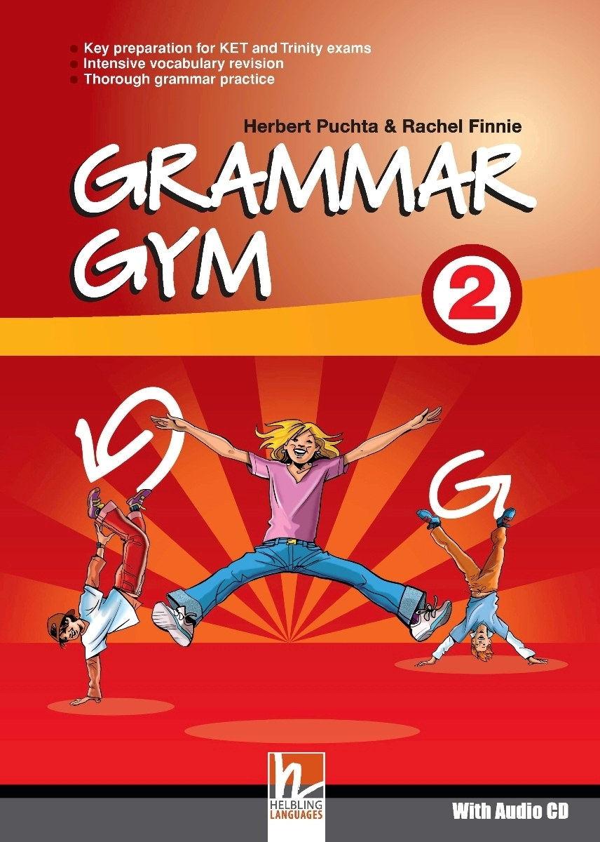 Grammar Gym 2 (+ CD) my grammar lab level advanced