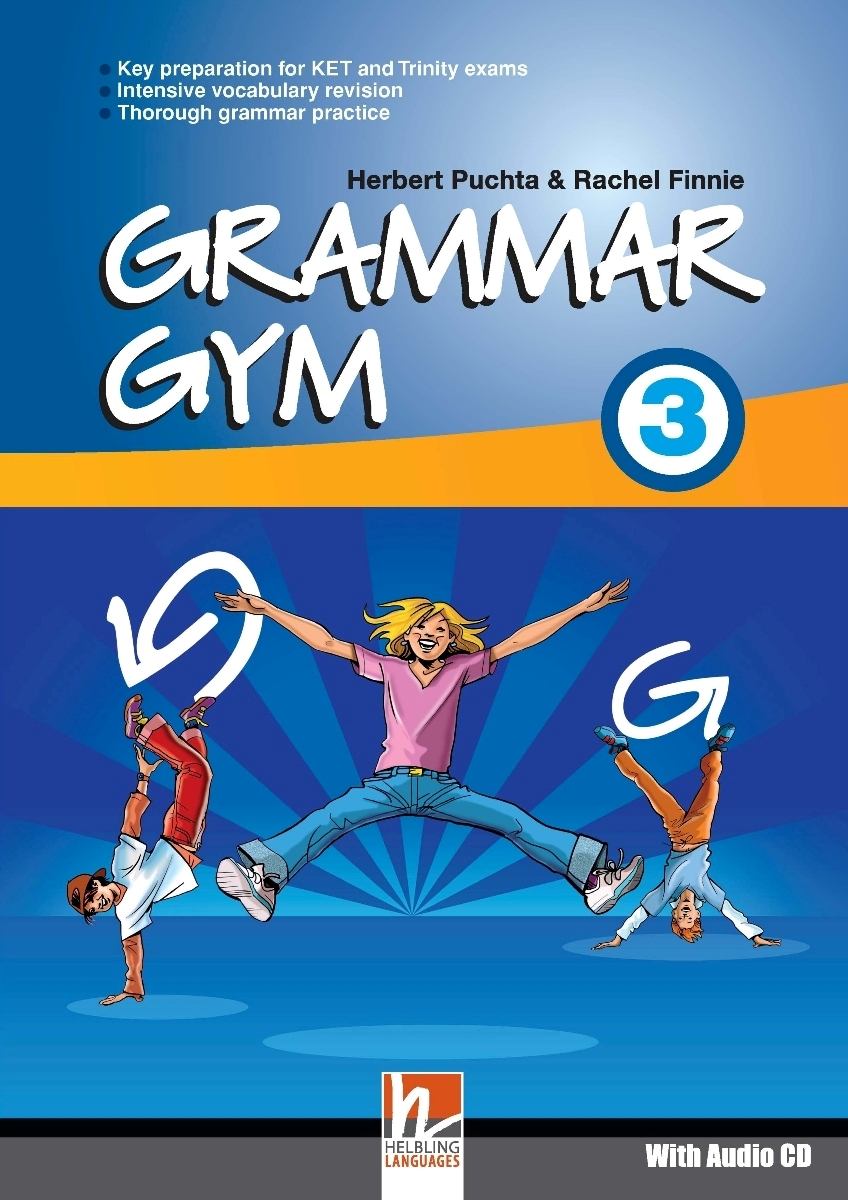 Grammar Gym (+ CD) my grammar lab advanced level with key