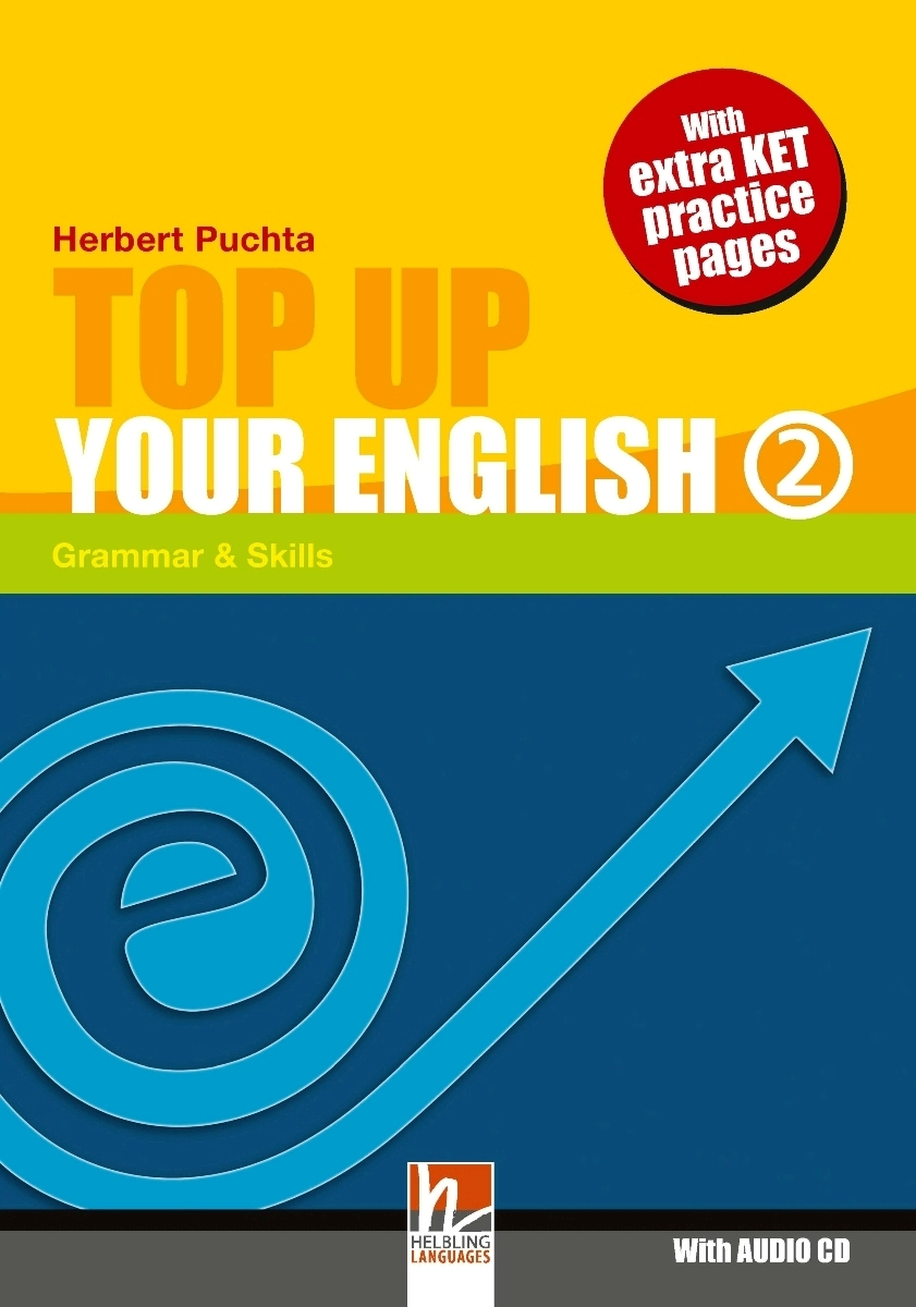 TOP UP YOUR ENGLISH 2 + Audio CD 50 ways to improve your business english without too much effort