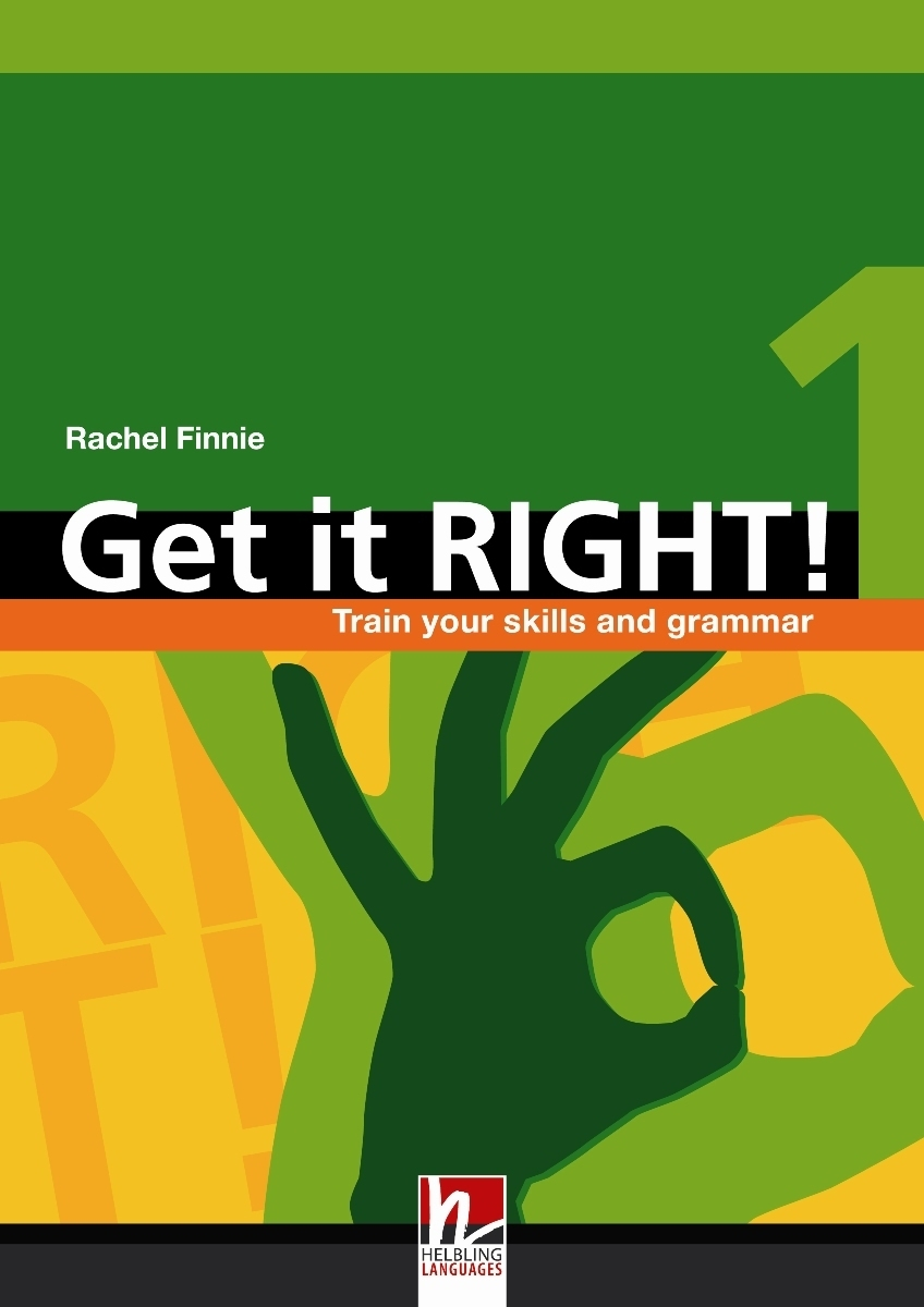 Get it Right ! 1 + CD цветкова татьяна константиновна english grammar practice учебное пособие