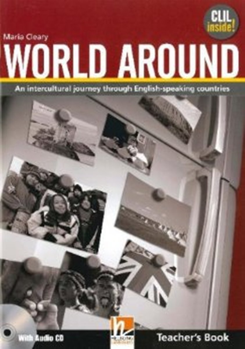 World Around Teacher`s Book + CD target score teacher s book