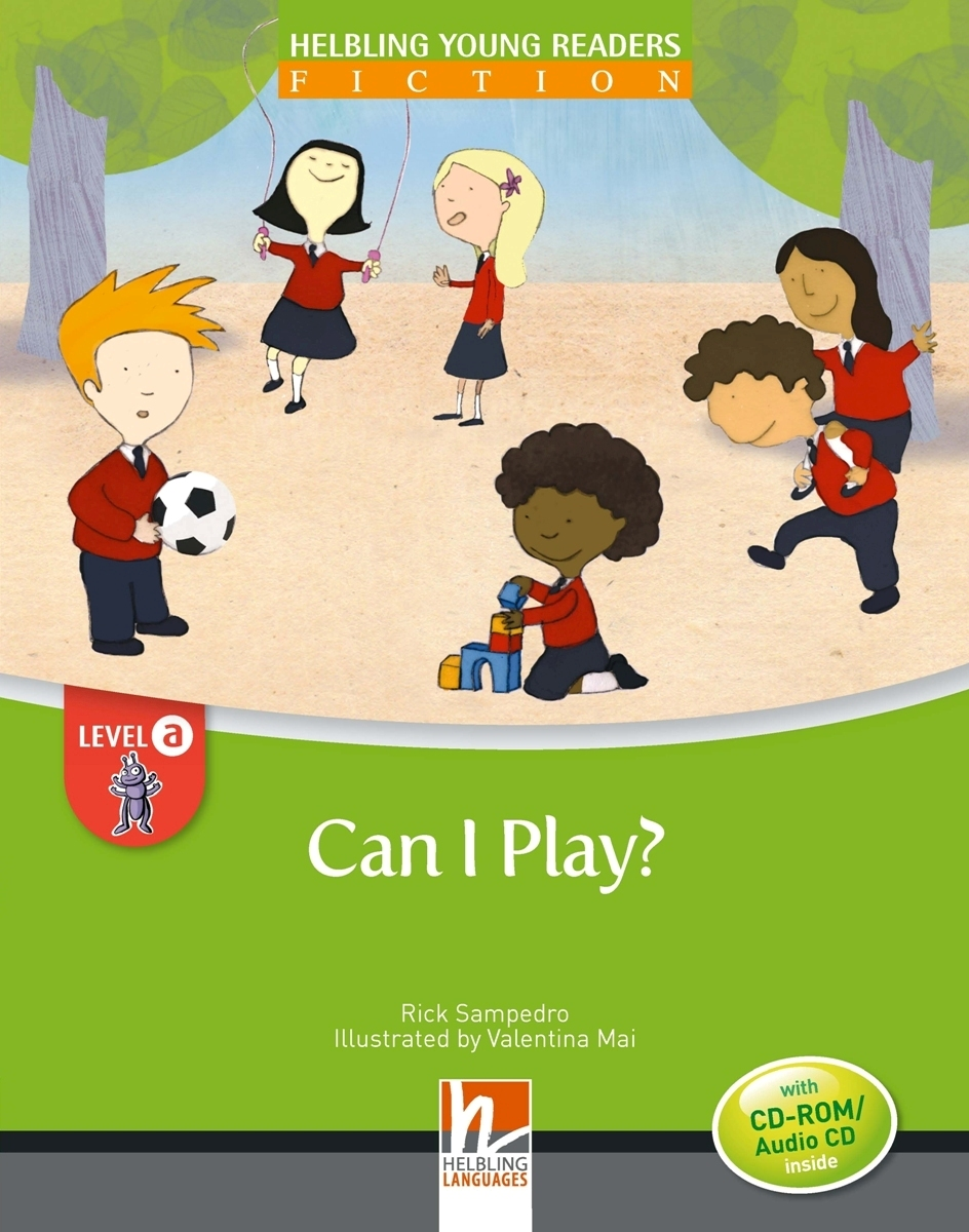 Can I Play? Level A (+ CD-ROM, CD) playboy play it lovely