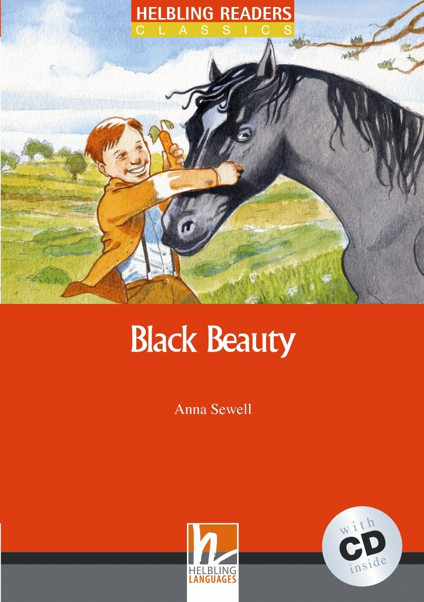 Black Beauty + CD l (Level 2) by Anna Sewell cd диск coldplay a head full of dreams 1 cd
