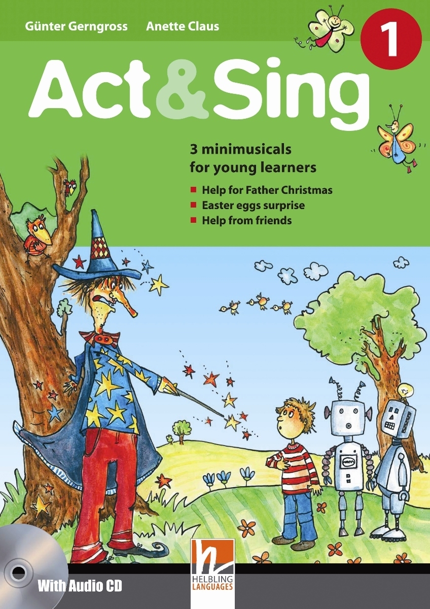 Act & Sing 1 + Audio CD 1 International touchstone teacher s edition 4 with audio cd