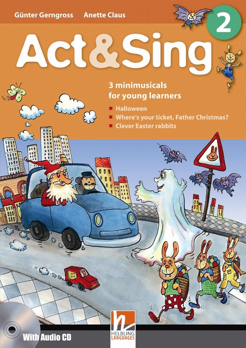 Act & Sing 2 + Audio CD 2 International touchstone teacher s edition 4 with audio cd