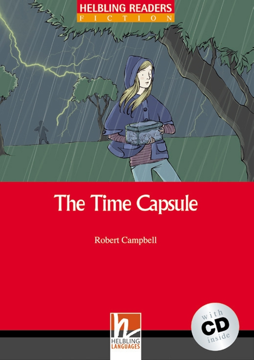 The Time Capsule + CD level 2 by Robert Campbell next door cd level 1 by robert campbell