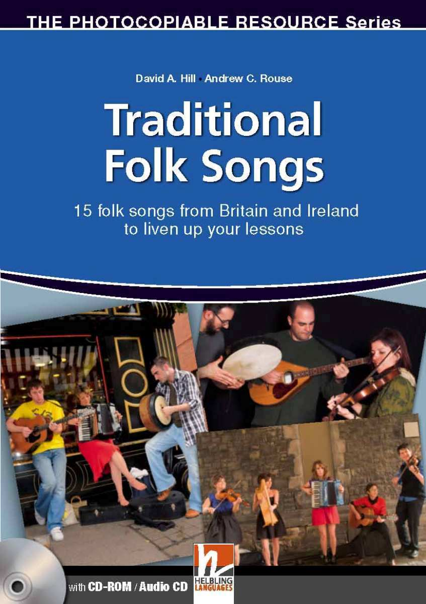 Traditional Folk Songs from Britain and Ireland + CD monsters of folk monsters of folk monsters of folk