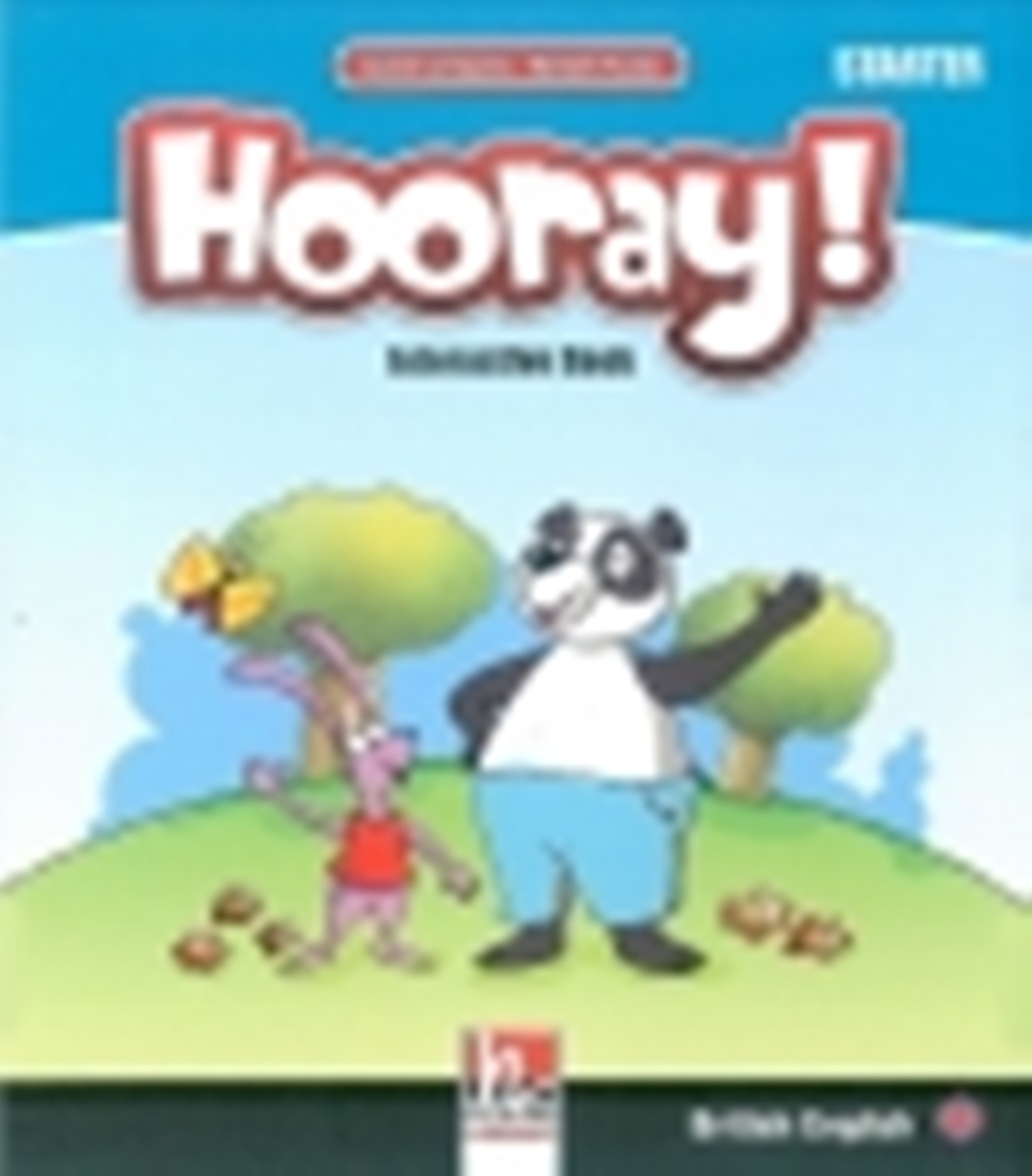 Hooray! Let's Play! - Starter Interactive Whiteboards Software stories for 3 year olds