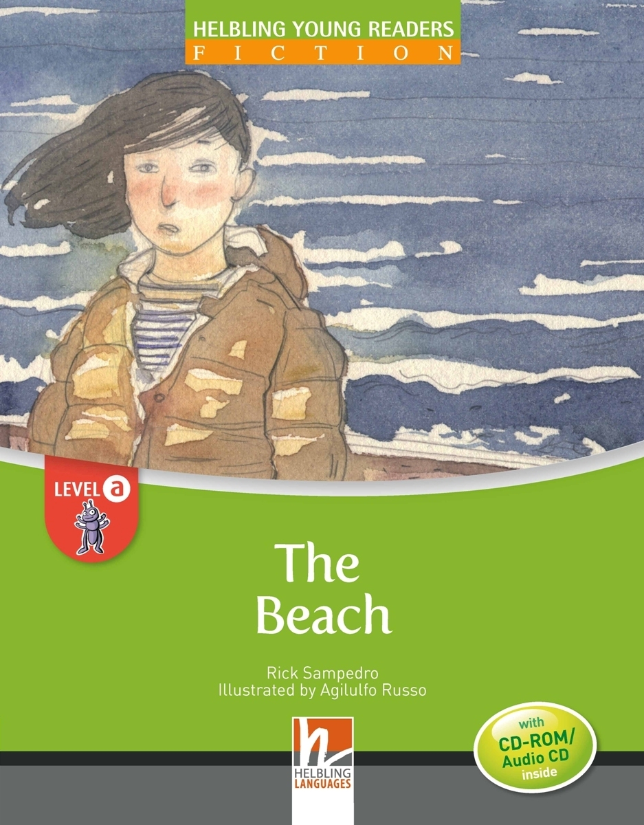 Фото - The Beach: Level A ( + CD-ROM, CD) picturebooks picturebooks home is a heartache lp cd