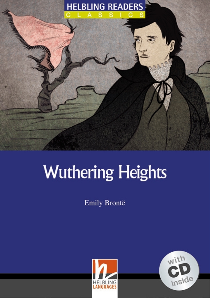 Wuthering Heights + CD (Level 4) by E. Bronte catherine ca073awidj81