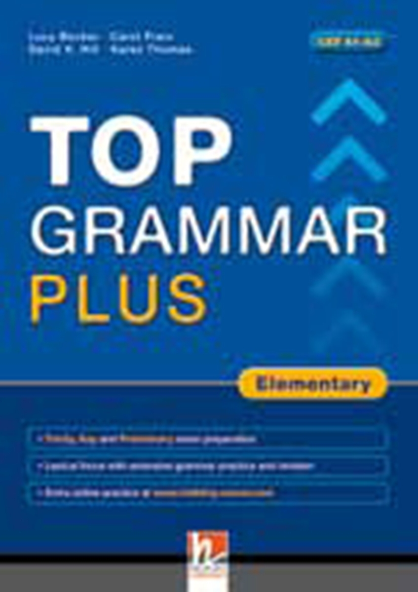 Top Grammar Plus Elementary [with CD-ROM(x1)] english grammar in use supplementary exercises with answers
