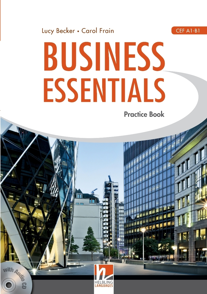 Business Essentials [with CD(x1)] business data processing and basic language
