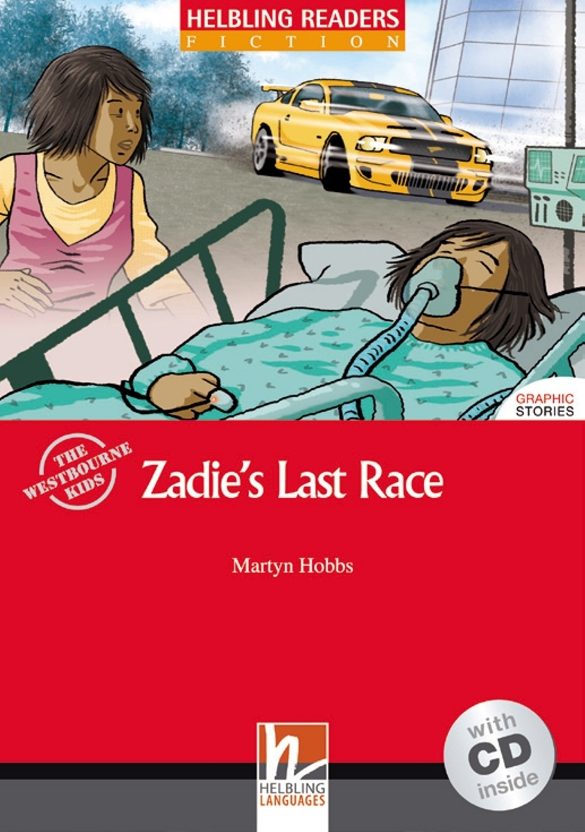 Zadie's Last Race + CD (Level 3) by Martyn Hobbs a scandal in bohemia level 3