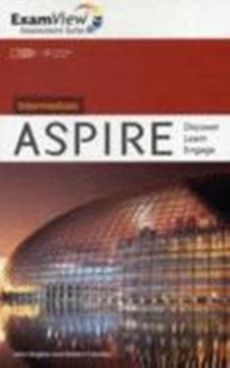 Aspire Intermediate ExamView ready for fce upper intermediate teacher s book