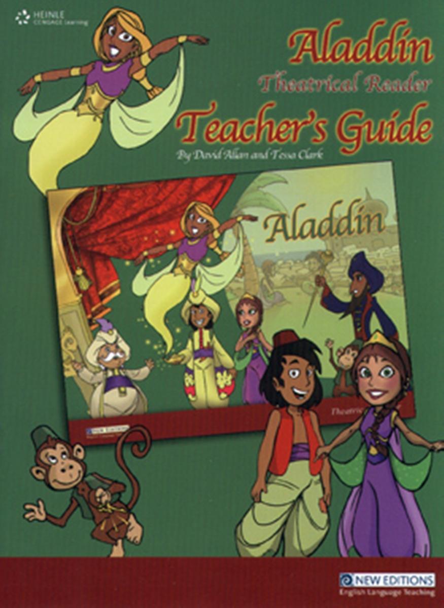 Theatrical Readers 4: Aladdin Teacher's Guide алексеева л ред aladdin and the magic lamp