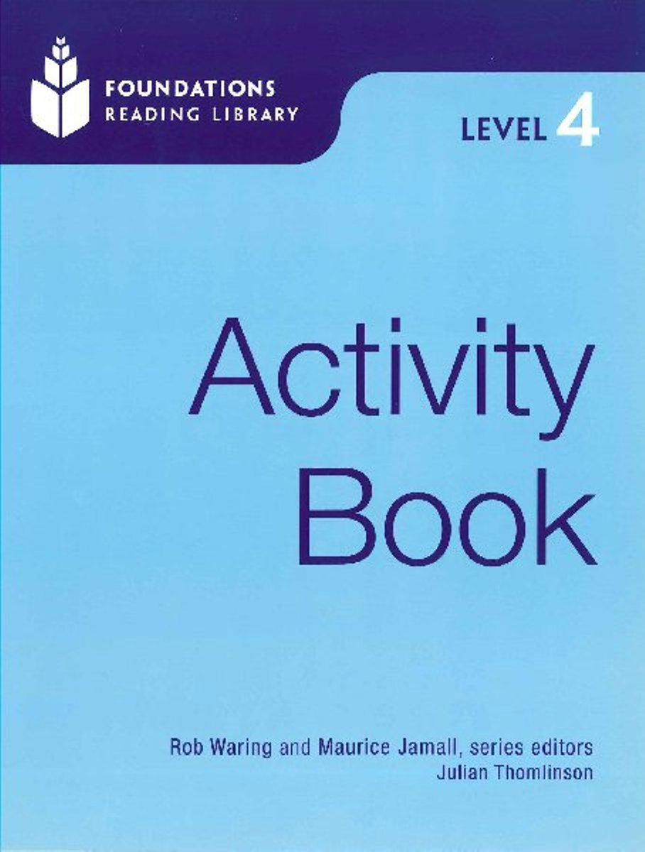 Foundation Readers 4 - Workbook