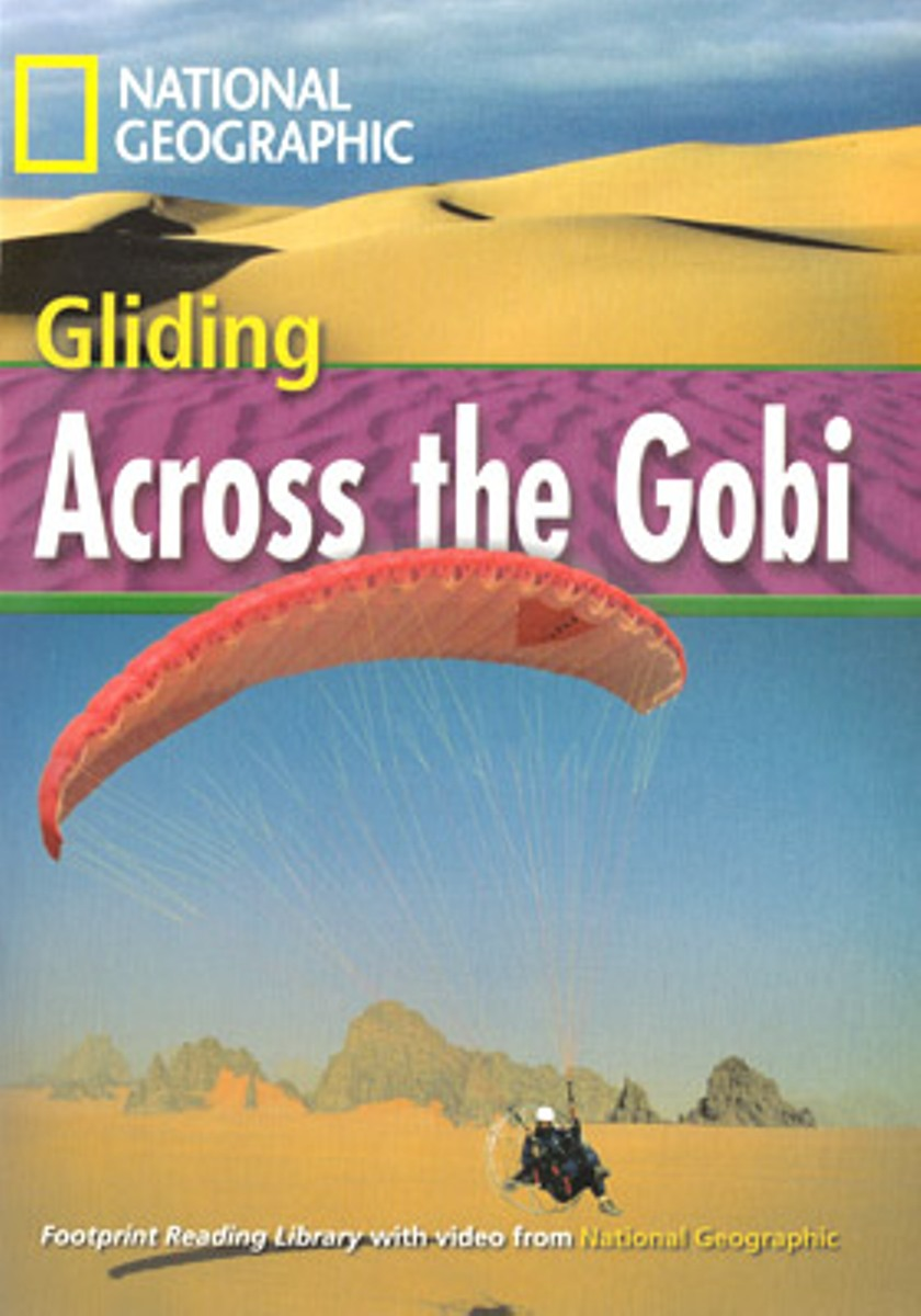 Footprint Reading Library 1600: Gliding Across Gobi peppa goes to the library